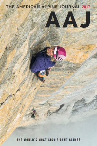 2017 American Alpine Journal