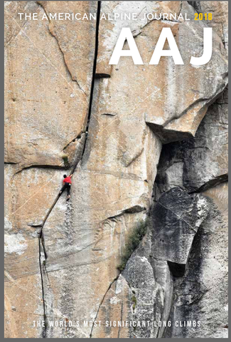 2018 American Alpine Journal