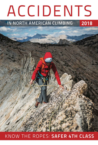 2018 Accidents in North American Climbing