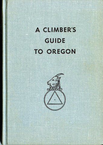 A climber's guide to Oregon