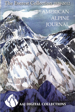 AAJ Digital Collections — The Everest Collection 1929-2012
