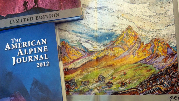 2012 American Alpine Journal — Limited-Edition Hardcover