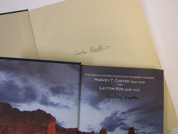 Limited Edition 2013 AAJ and Desert Towers Signed Copy Package