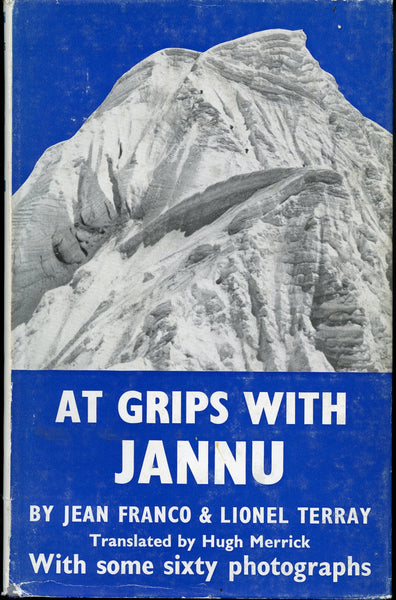 At grips with Jannu