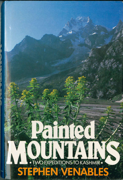 Painted mountains
