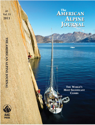 2011 American Alpine Journal