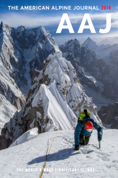 2016 American Alpine Journal