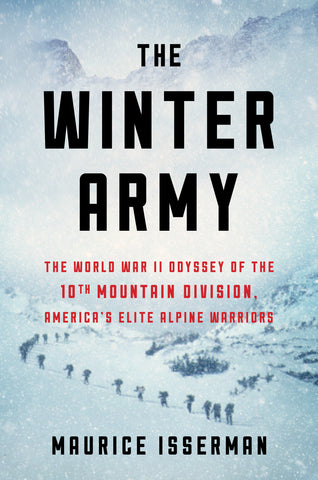 The Winter Army (Signed)