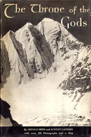The Throne of the Gods: An Account of the First Swiss Expedition to the Himalayas