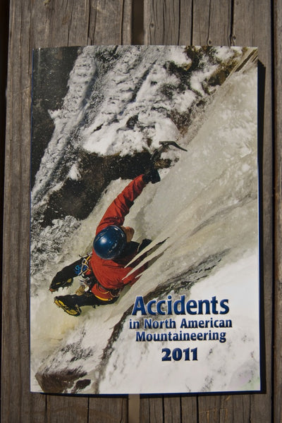 2011 Accidents in North American Mountaineering