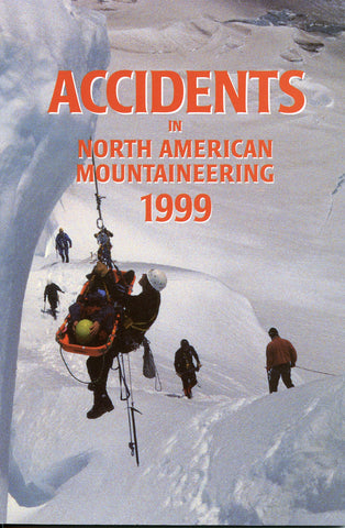 1999 Accidents in North American Mountaineering