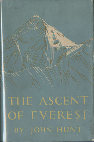 The Ascent of Everest (signed)