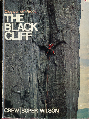 Clogwyn du'r Arddu: the black cliff