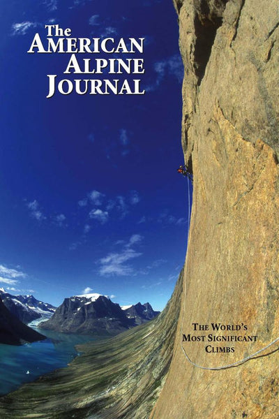 2009 American Alpine Journal