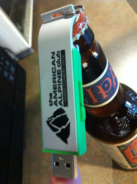 AAC Thumb Drive Bottle Opener