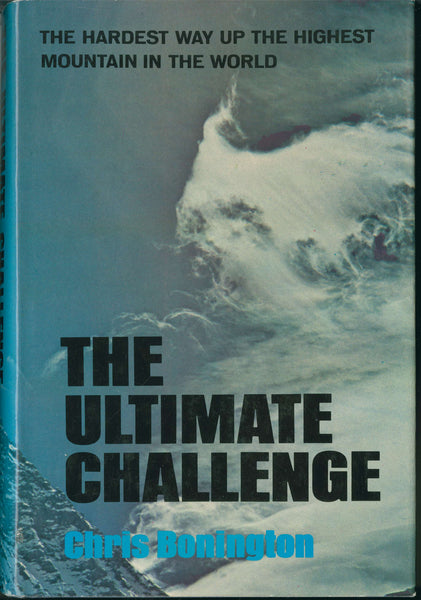 The ultimate challenge (signed)