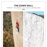 Exclusive Dawn Wall Topo Poster: Standard