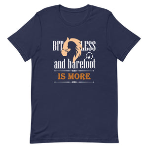Camiseta Caballo Bitless and Barefoot