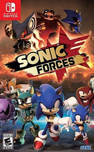 Sonic Forces for Nintendo Switch-Nintendo Switch Game-Best Deals & Beyond