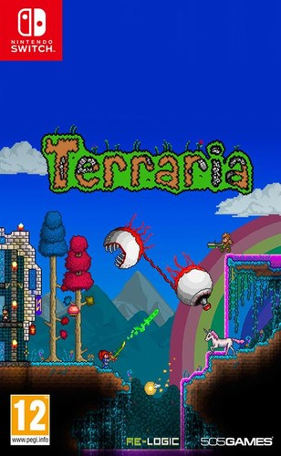 Terraria for Nintendo Switch