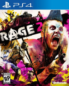 Rage 2 for PlayStation 4 Brand New Region Free - Best Deals & Beyond