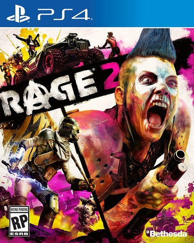 Rage 2 for PlayStation 4 Brand New Region Free-PS4 Games-Best Deals & Beyond