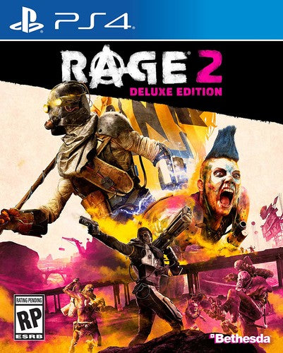 Rage 2 - Deluxe Edition for PlayStation 4