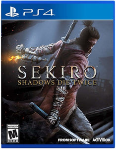 Sekiro: Shadows Die Twice for PlayStation 4 - Best Deals & Beyond