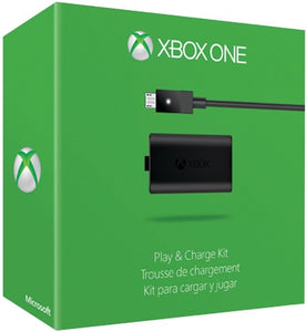 Microsoft Play and Charge Kit for Xbox One