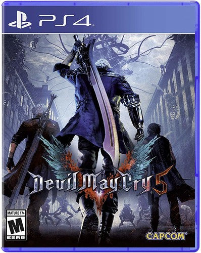 Devil May Cry 5 for PlayStation 4 - Best Deals & Beyond