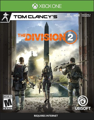 Tom Clancy's The Division 2 for Xbox One-Xbox One Games-Best Deals & Beyond