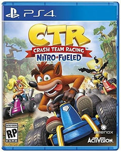 Crash Team Racing: Nitro Fuled for PlayStation 4-PS4 Games-Best Deals & Beyond