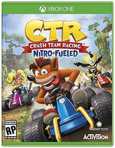 Crash Team Racing: Nitro Fuled for Xbox One-Xbox One Games-Best Deals & Beyond