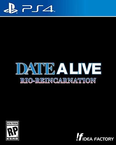 DATE A LIVE: RIO Reincarnation for PlayStation 4-PS4 Games-Best Deals & Beyond
