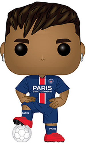 FUNKO POP! FOOTBALL: Neymar da Silva Santos Jr. (PSG)-funko-Best Deals & Beyond