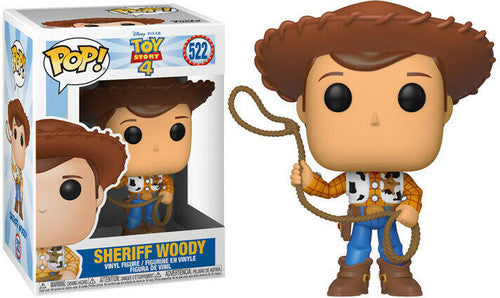 FUNKO POP! DISNEY: Toy Story 4 - Woody