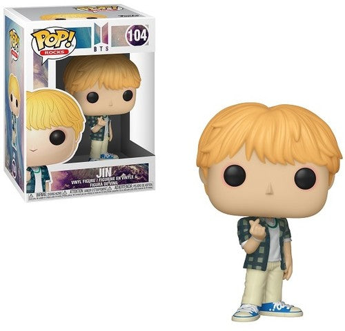 FUNKO POP! ROCKS: BTS - Jin