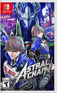 Astral Chain for Nintendo Switch-Nintendo Switch Game-Best Deals & Beyond