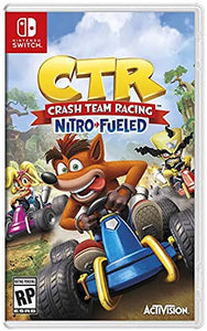 Crash Team Racing: Nitro Fueled for Nintendo Switch