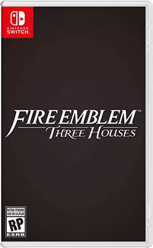 Fire Emblem: Three Houses for Nintendo Switch-Nintendo Switch Game-Best Deals & Beyond