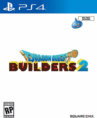 Dragon Quest Builders 2 for PlayStation 4-PS4 Games-Best Deals & Beyond