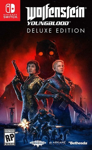 Wolfenstein: Youngblood for Nintendo Switch Deluxe Edition-Nintendo Switch Game-Best Deals & Beyond