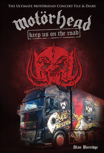 Motorhead - Keep Us On The Road-Books-Best Deals & Beyond