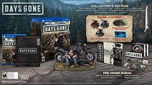 Days Gone Collector's Edition for PlayStation 4-PS4 Games-Best Deals & Beyond