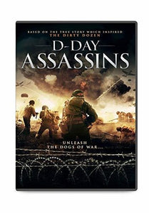 D-DAY ASSASSINS-DVD Movies-Best Deals & Beyond