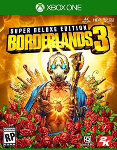 Borderlands 3 Super Deluxe Edition for Xbox One-Xbox One Games-Best Deals & Beyond