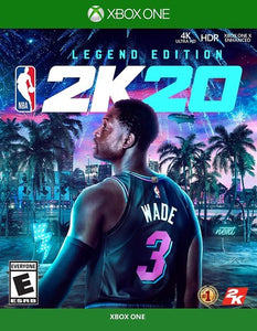 NBA 2K20 Legend Edition for Xbox One-Xbox One Games-Best Deals & Beyond