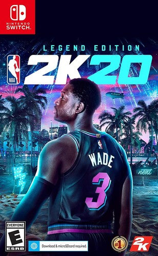 NBA 2K20 Legend Edition for Nintendo Switch-Nintendo Switch Game-Best Deals & Beyond