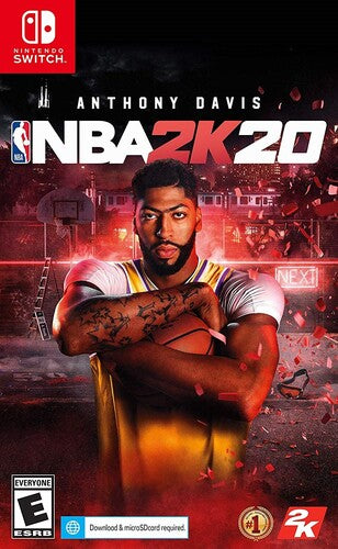 NBA 2K20 for Nintendo Switch-Nintendo Switch Game-Best Deals & Beyond