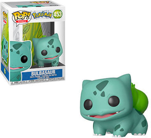 FUNKO POP! GAMES: Pokemon - Bulbasaur-funko-Best Deals & Beyond